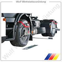 Грузовой стенд развал схождения KOCH - HD-30 EASY TOUCH (для грузовых авто, TIR) Германия