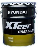 Консистентная смазка Hyundai XTeer Grease EP - 0, 1, 2, 3