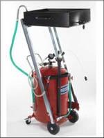 Комбинированная установка для замены масла емкость 110 л, слив 50 л Flexbimec 003180