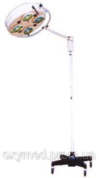 Светильник хирургический L-734-II четырехрефлекторный передвижной (50кЛк) ,Светильник операционный БИОМЕД - ОКСИМЕД-стимул к здоровому образу жизни в Киеве
