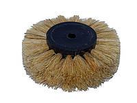 Щетка волосяная жесткая Ø65 мм (E-002)