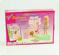 Мебель для кукол «Ванная» 21013