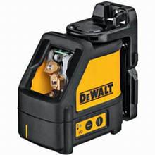Лазер самовыравнивающийся 2-х плоскостной DeWALT DW088K (США/Китай)