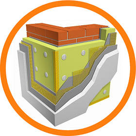Системы утепления фасадов