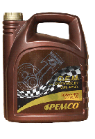 Моторное масло PEMCO O.E.M. for Chevrolet GM Opel SAE 10W-40 SL/CF A3/B3 (5L)