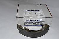 Тормозные колодки AVEO задние (KONNER)