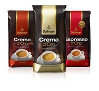 Кофе Dallmayr Crema d'oro Intensa, 1 кг (в зернах)
