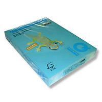 Бумага цветная IQ, А4/80, 500л. AB48, синий