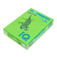 Бумага цв. интенс. IQ, А4/80, 500л. MA42, т.-зеленый