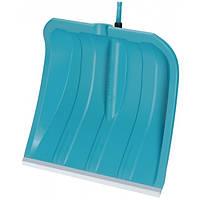 Лопата для уборки снега с кромкой из нержавеющей стали Gardena 40 см (03242-20.000.00)
