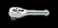 """Трещотка  1/2"""" L=120 мм (64 зуба) KINGTONY 4760-05"""