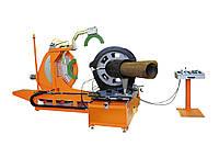Ritmo ALFA TEL – 800 машина для сварки оболочек для труб в ППУ-изоляции.