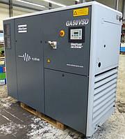 Компрессор воздушный бу Atlas Copco GA 50 VSD, 2003г, 50кВт, 9.18 м3/мин, с частотником