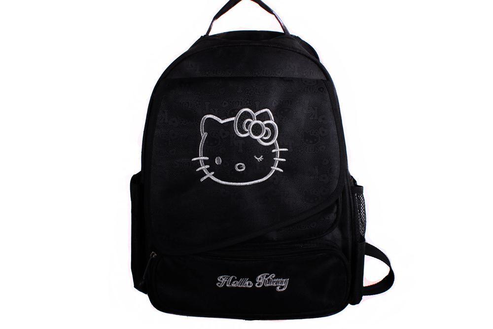 Детский городской рюкзак 303314 черный