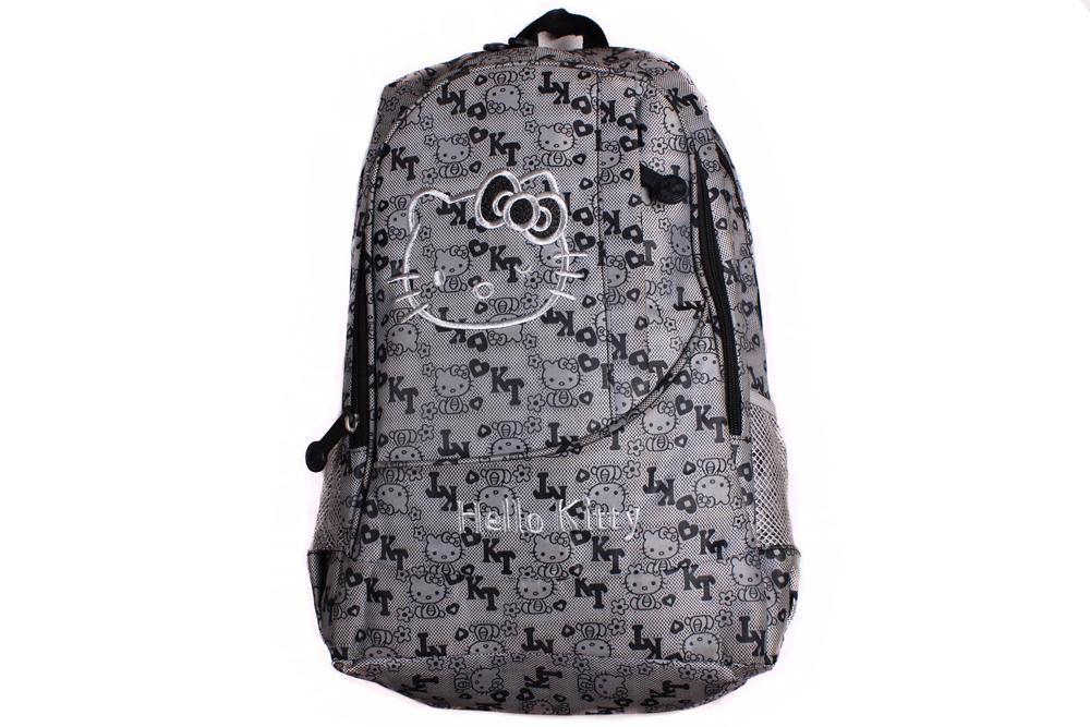 Детский городской рюкзак 303320 серый
