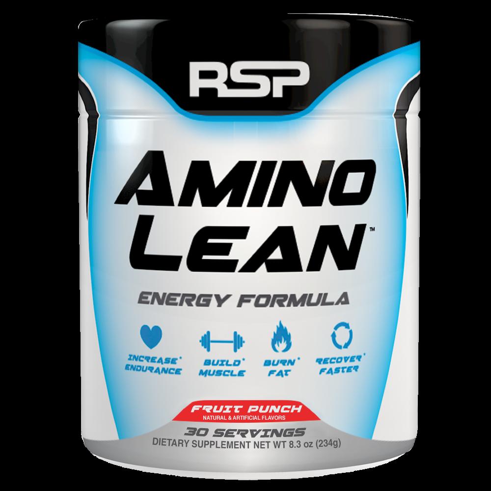 Аминокислоты для похудения AMINO LEAN  (234g) от RSP