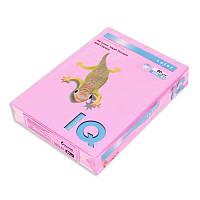 Бумага цветная неоновая Mondi IQ, А4/80, 500л. NEOPI, розовый