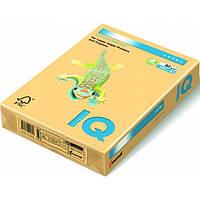 Бумага цветная Mondi IQ, А4/80, 500л. GO22, золото