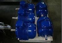 Электродвигатель 4АМ-132-S4. 7.5 кВт. 1470 об/мин