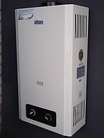 Газовая колонка DION JSD 12 премиум, дисплей (белый).