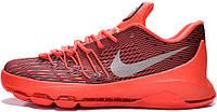 Баскетбольные кроссовки Nike KD 8 Bright Crimson, найк кд