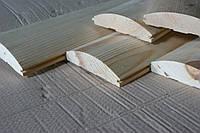 Блок хаус деревянный шлифованный