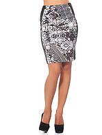 Красивая юбка-карандаш в размере S, фото 1