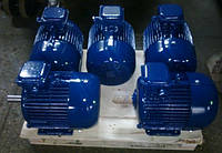 Электродвигатель 4АМ-132-М6. 7.5 кВт. 1000 об/мин