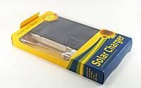 Портативное зарядное устройство Power Bank SOLAR 25 000mAh с солнечной зарядкой+ LED панель + фонарик
