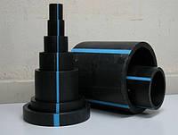 Труба полиэтиленовая водопроводная ПЭ-100, SDR 21, 110x5,3
