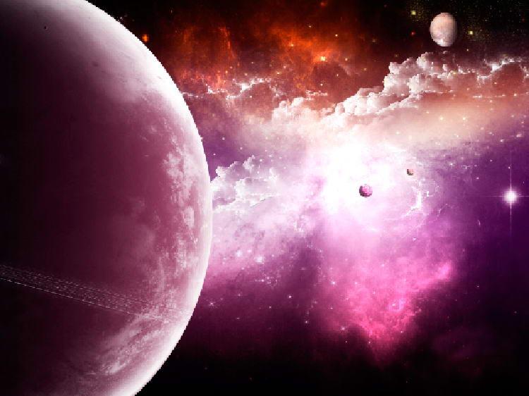 Фотообои Космос 01