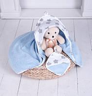 """Детское полотенце для новорожденных """"Звёздочка"""""""