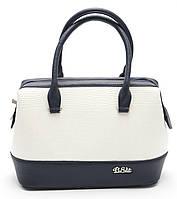 Стильная женская сумка саквояж B.Elit Б/Н art. 06-03, фото 1