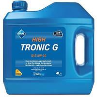 Моторное масло Aral High Tronic G SAE 5W-30 4л