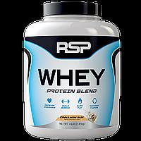 Качественный протеин RSP WHEY PROTEIN BLEND - 0,9kg - разные вкусы