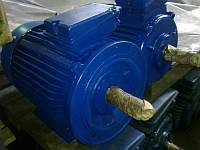 Электродвигатель 4АМ-160-S6. 11 кВт. 1000 об/мин