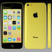 Смартфон Apple iPhone 5С 8gb Оригинал Neverlock yellow