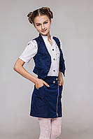 Школьный костюм для девочки Жаннэт