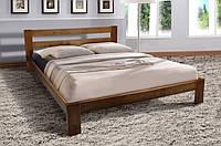 Кровать двуспальная Star массив ольха