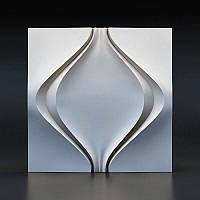 3D панели мягкий ромб 122