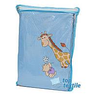 Детское постельное белье с жирафиком