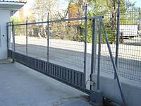 Ворота откатные 4.5м* 1.5м