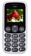Телефон Nomi i177 metal Gray ' ' ', фото 1