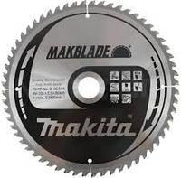 Пиляльний диск Makita 255x30 (60z) MAKBlade