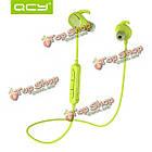 QCY Sport ан-пот беспроводная Bluetooth  4.1 наушники с микрофоном Phantom qy19, фото 4