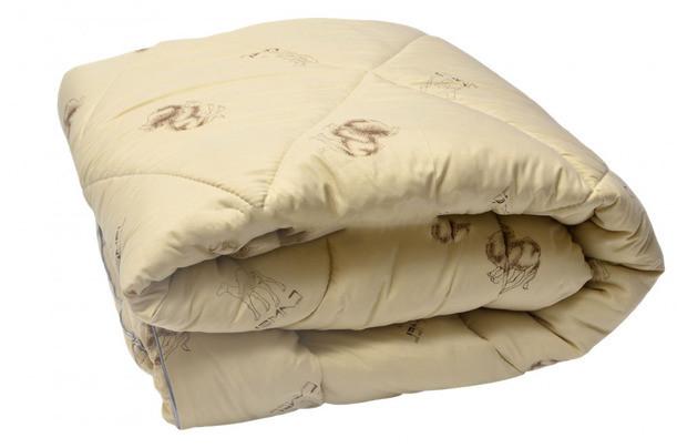 """Двуспальный размер одеял из овечьей шерсти """"Gold"""""""