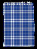 Блокнот А6 48арк.SHOTLANDKA пружина зверху клітка, фото 2