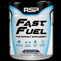 Предтренировочнй комплекс RSP FAST FUEL - 256,5g - разные вкусы