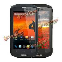 MANN ZUG 5s в сети 4G LTE 5-дюймов 4 ядра IP67 прочный водонепроницаемый смартфон