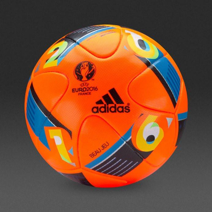 Мяч футбольный Adidas Euro 16 Winter Match Ball